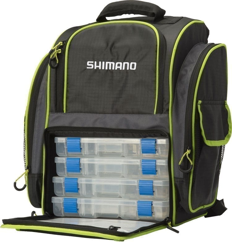 Shimano Tackle Storage