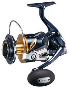 Shimano Stella Reels Upgraded