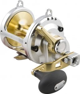 Shimano Talica 2 Speed 50 Reel