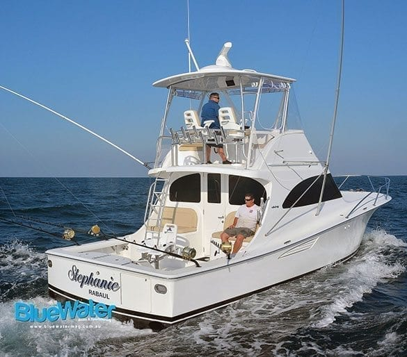 Boat Test Viking 37 Billfish