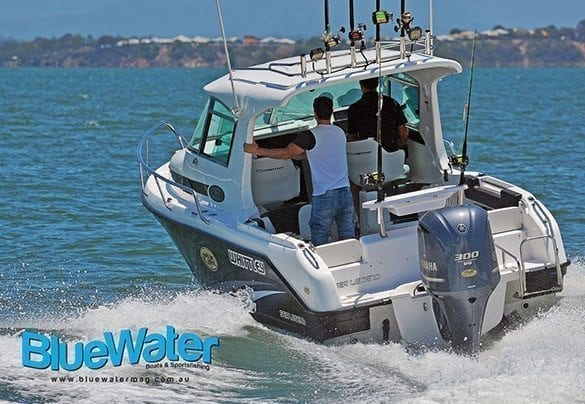 Boat Test Whittley Sea Legend 26