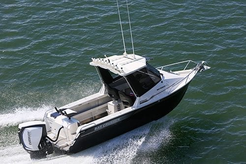 Bar Crusher 670HT Boat Test