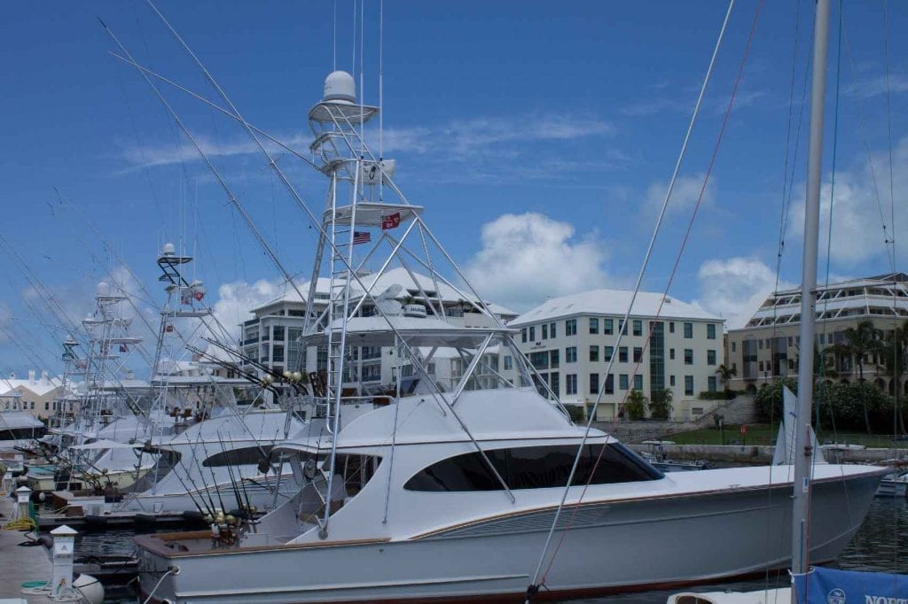 BERMUDA: Offshore Fishing
