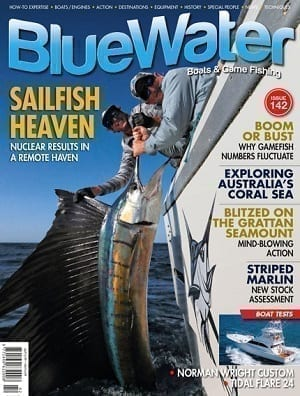 BlueWater 142 Cover