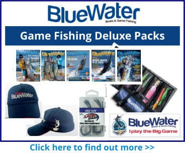 Bluewater Game Fishing Deluxe BundlesPacks