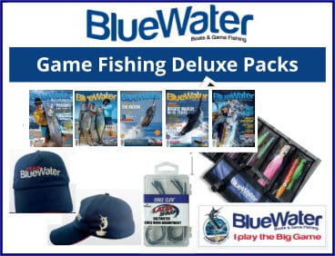 Bluewater Game Fishing Deluxe Packs