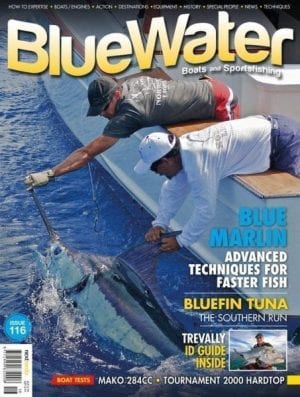 BlueWater Issue 116 April 2016
