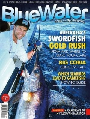 BlueWater Issue 117 may 2016