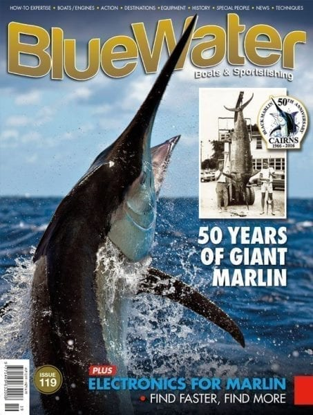 BlueWater Issue 119 September 2016