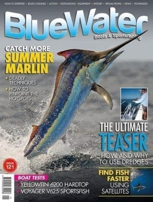 BlueWater Issue 121 December 2016