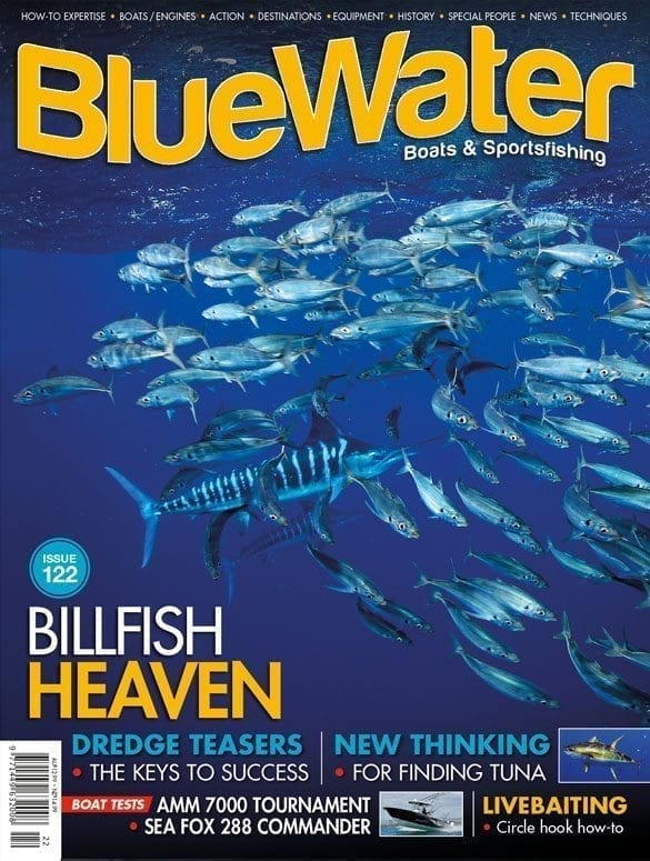 Bluewater Issue 122 February 2017
