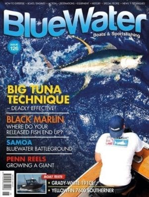 BlueWater Issue 126 September 2017