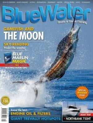 BlueWater Issue 135 Cover