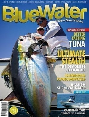BlueWater Issue 139 Cover