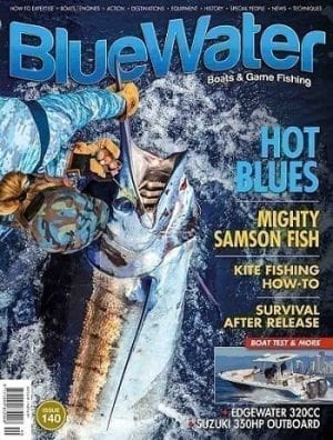 BlueWater Issue 140 Cover