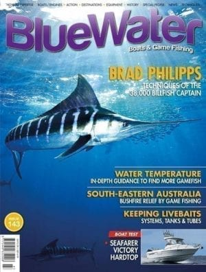 Bluewater Issue 143 Cover