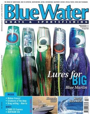 BlueWater Issue 59 Cover