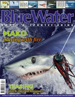 BlueWater Issue 66 Cover