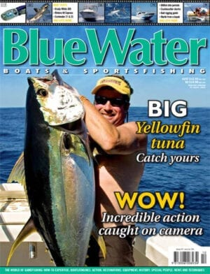 BlueWater Issue 67 Cover