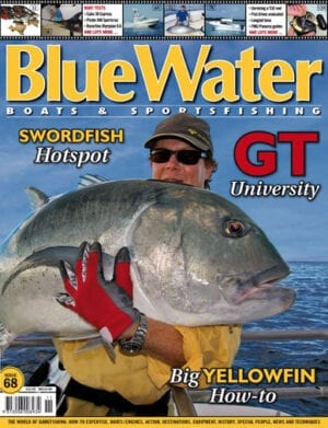 BlueWater Issue 68 Cover