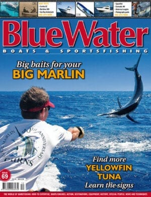BlueWater Issue 69 Cover