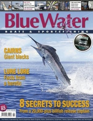 BlueWater Issue 83 Cover