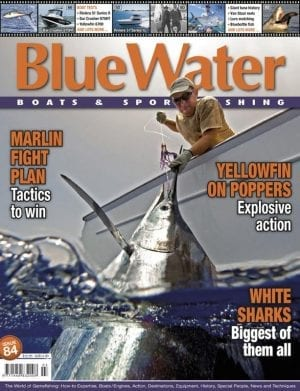 BlueWater Issue 84 Cover