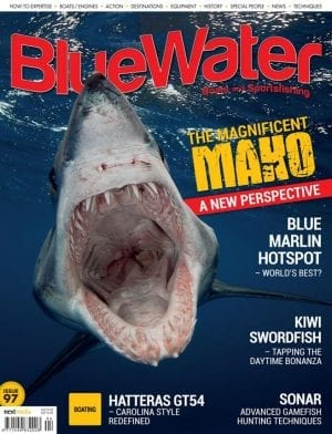 BlueWater Issue 97 Cover