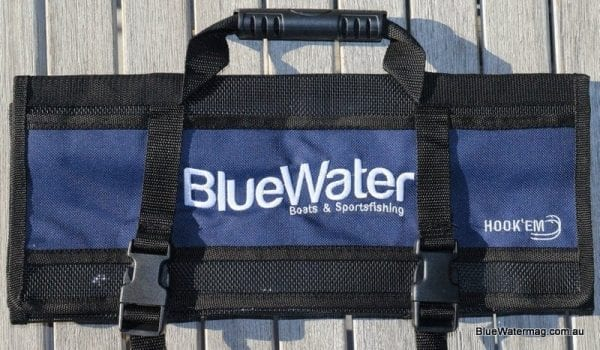 BlueWater Lure Roll Closed