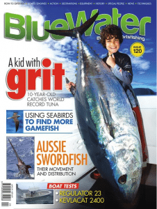 Bluewater Mag Printed Subscription