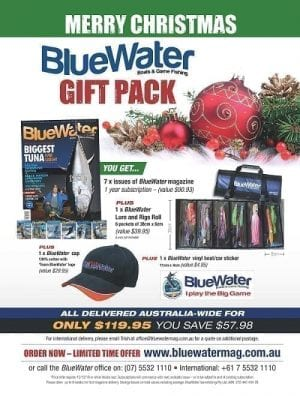 BlueWater Magazine Printed Subscription Christmas Special Offer