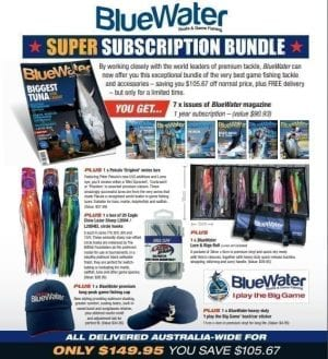 BlueWater Magazine Super Subscription Bundle Offer