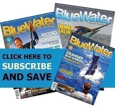 BlueWater Offshore Fishing Magazine Subscription