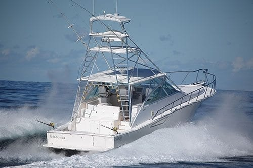 Cabo 52 Express Boat Test