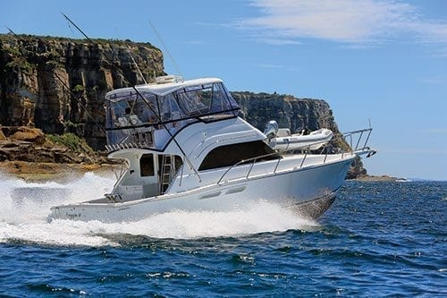Caribbean 40 Boat Test