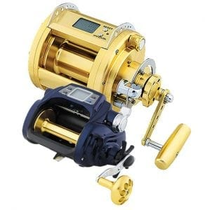 Day Time Fishing and Power Assist Reels