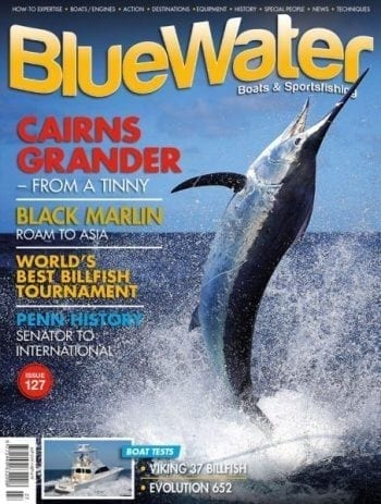 BW 127 Cover
