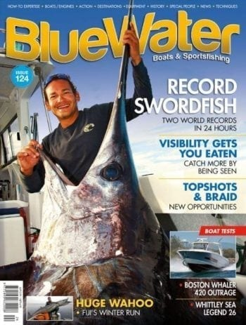 BlueWater Issue 124 May 2017