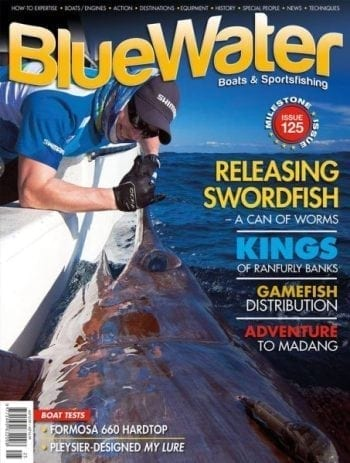 BlueWater Issue 125 July 2017