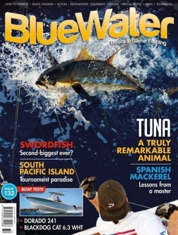 BlueWater Mag Issue 132