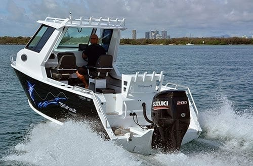 Formosa 660 Tomahawk Offshore Boat Test