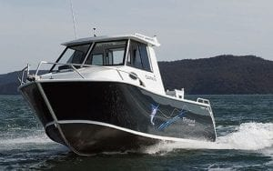 Formosa Tomahawk 740 Enclosed Boat Test