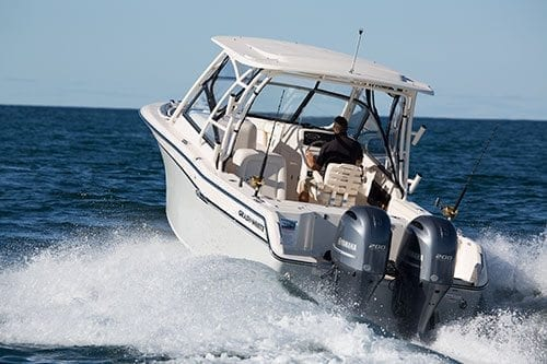 Grady-White Freedom 275 Boat Test