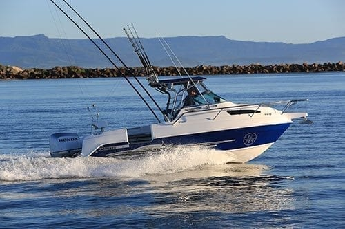 Haines Hunter 625 Offshore Boat Test
