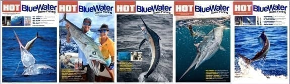 HOT BlueWater Game Fishing