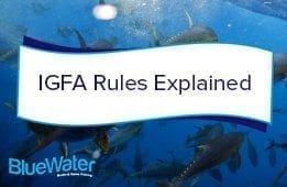 IGFA Rules Explained