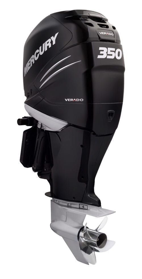 Issue 109 Mercury Marine Verado 350hp Outboard Motor