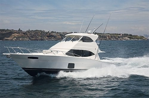 Maritimo 470 Offshore Boat Test