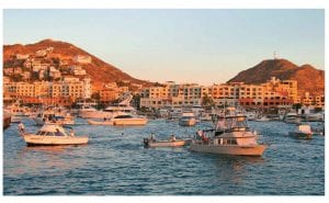 Mexico Cabo San Lucas Offshore Fishing
