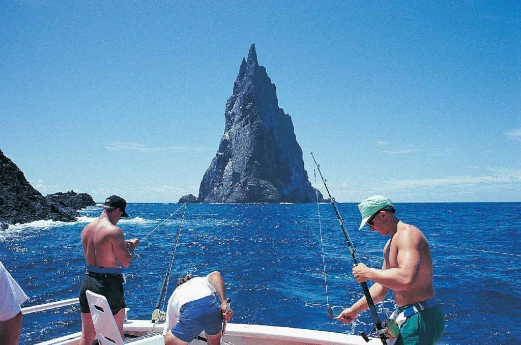 NSW: Lord Howe Island Offshore Fishing